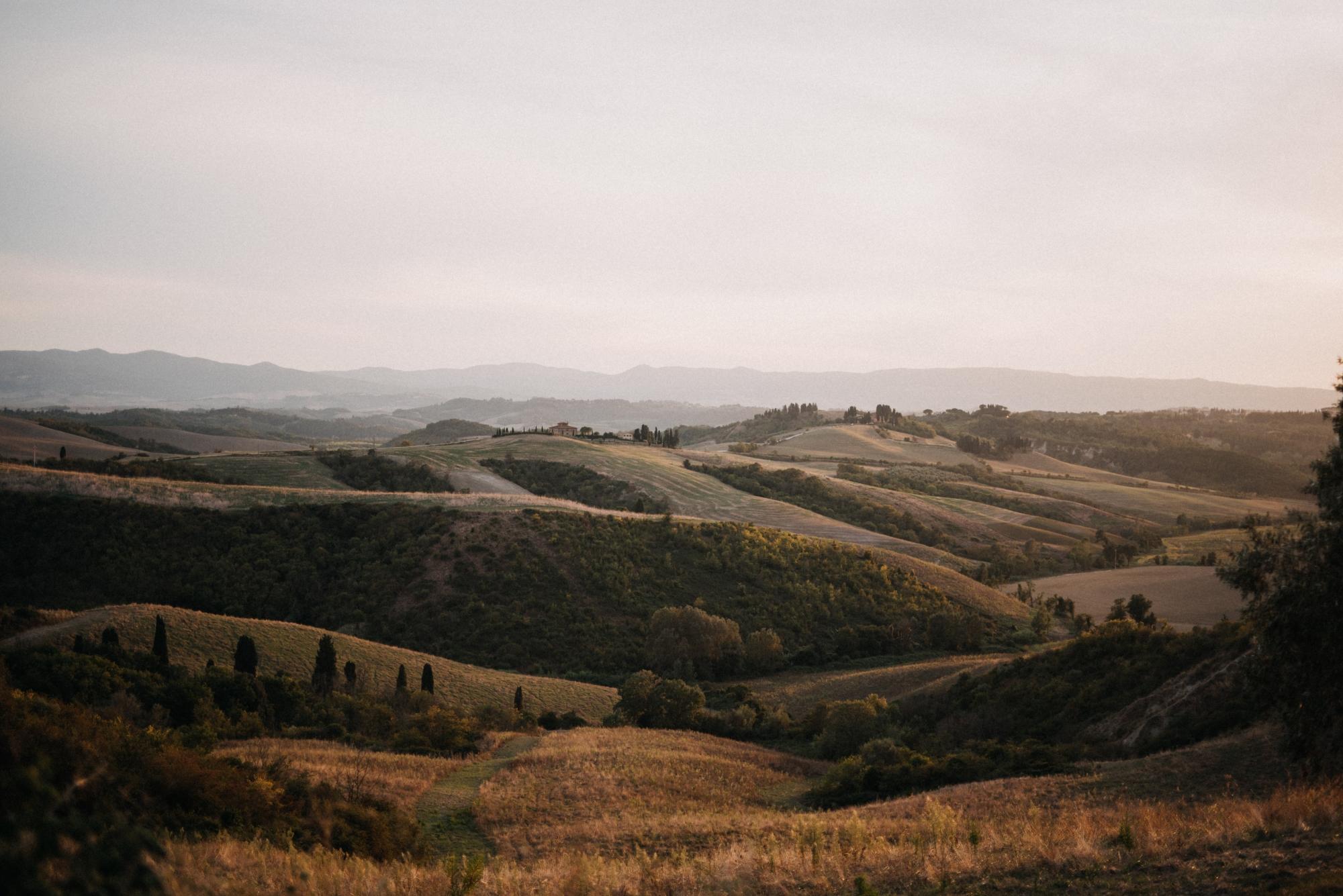 Włochy 2019 || Toskania